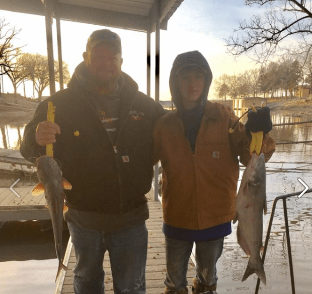 Grand Lake Fishing Report – Feb 3, 2017