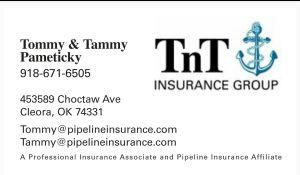 TnT Insurance Group Grand Lake OK
