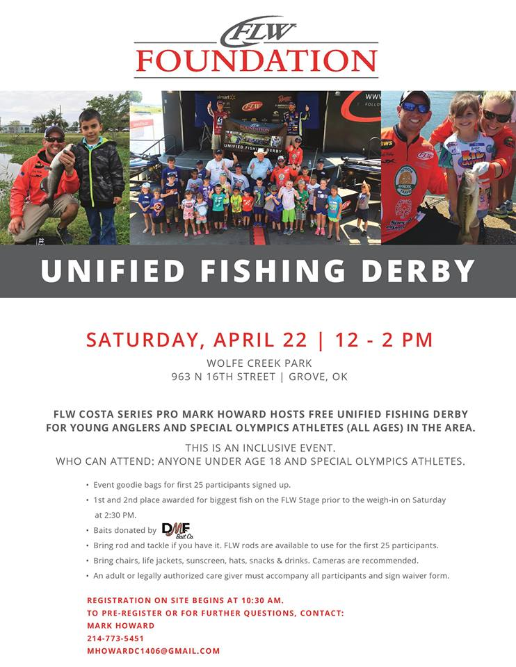 United Fishing Derby Grand Lake