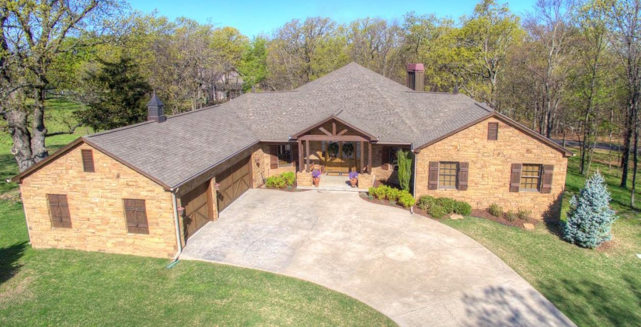Elegant Coves Home For Sale – 33268 Cardinal Drive Afton OK