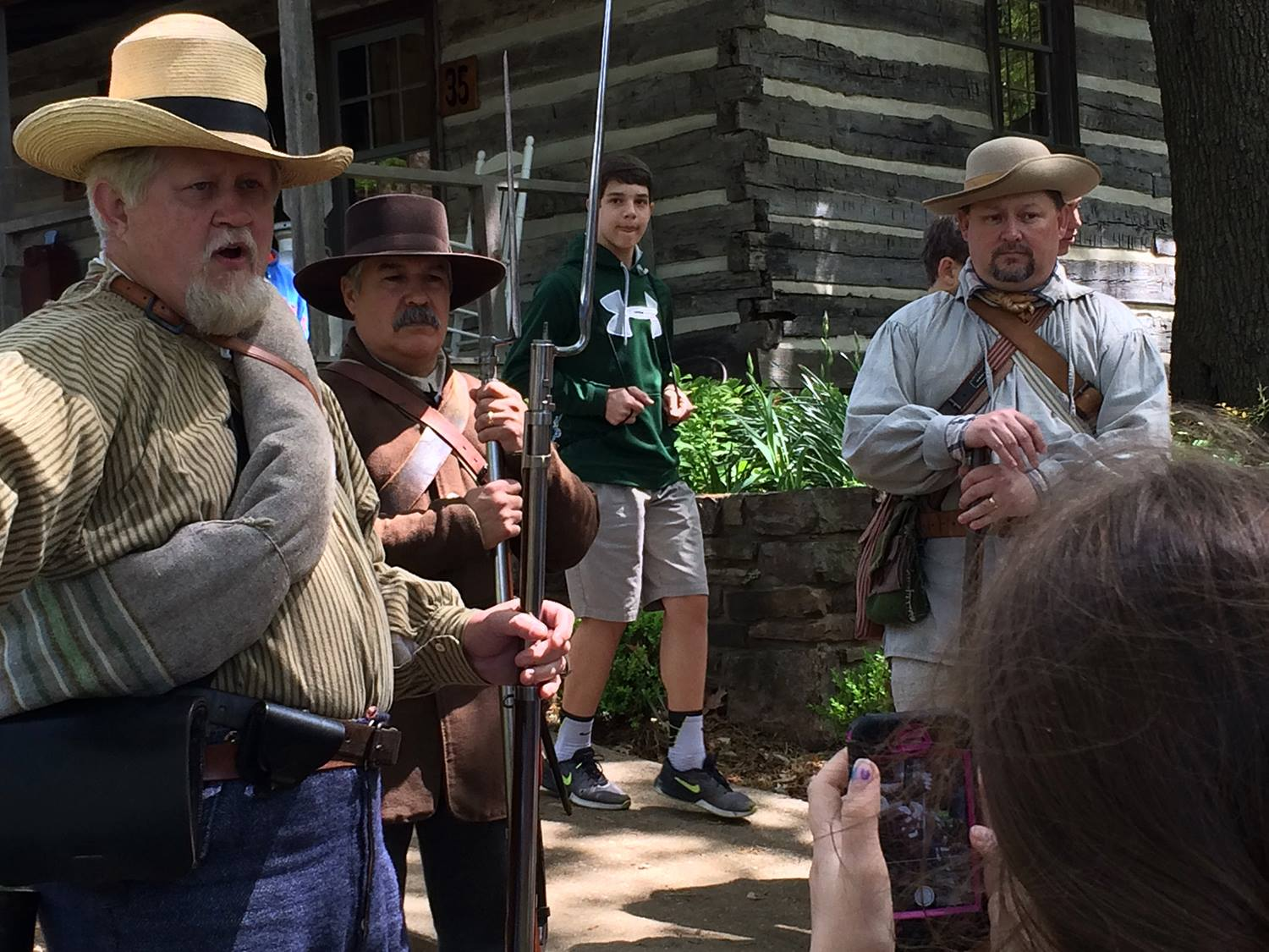 Civil War Days at Har-Ber Village Museum