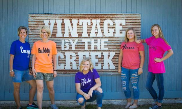 Vintage By The Creek To Feature Over 50 Vendors On June 10th