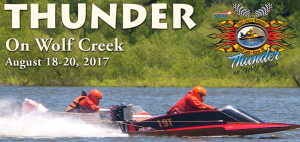 2017 Thunder on Wolf Creek Grove Oklahoma