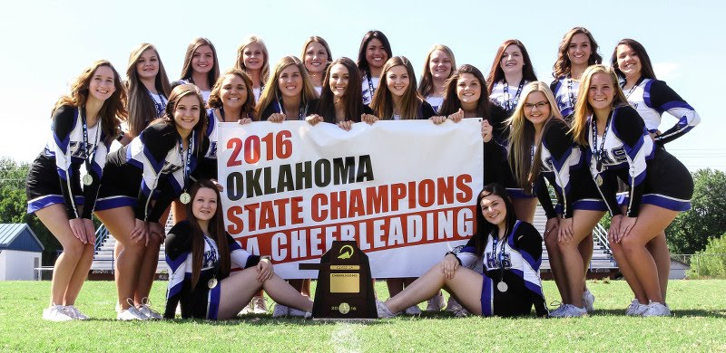 Ketchum Cheer 2016 State Champs