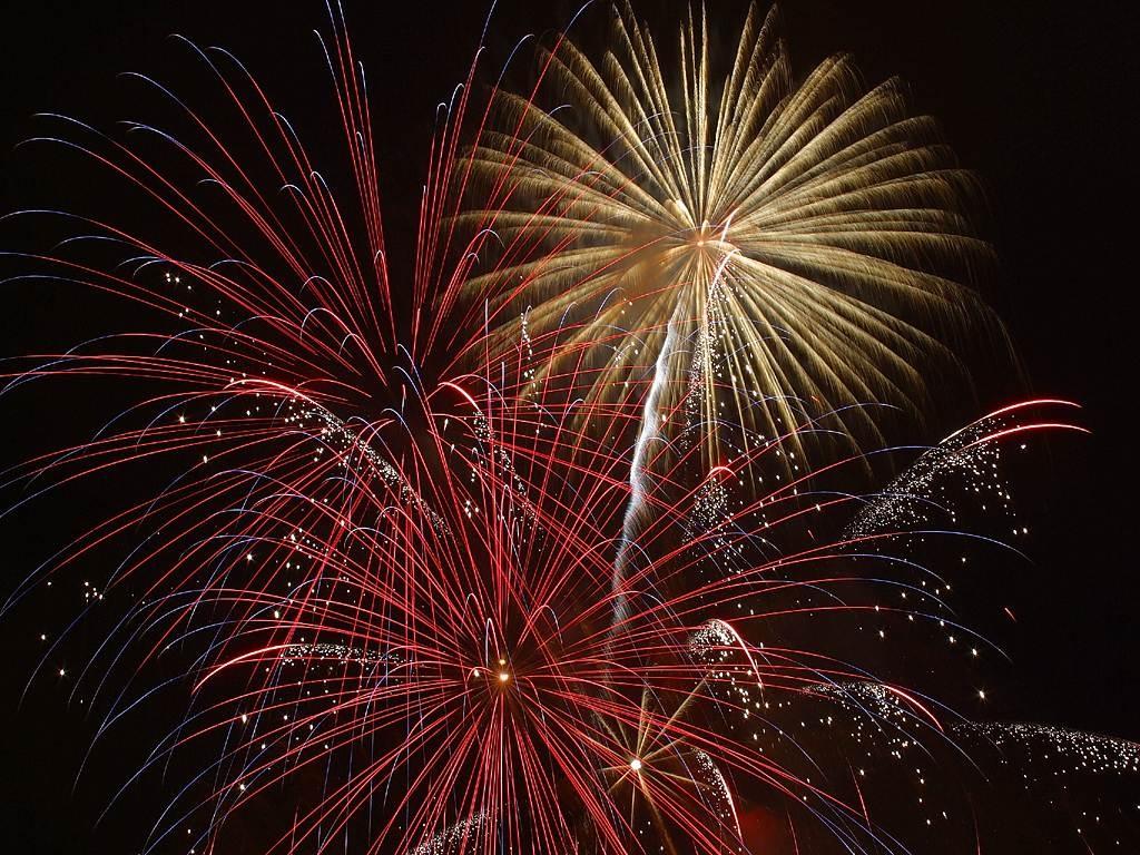 Duck Creek fireworks