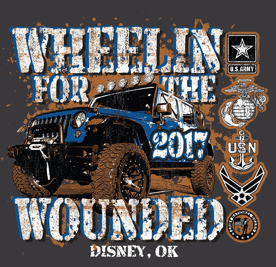 2017 Wheelin For Wounded Grand Lake OK