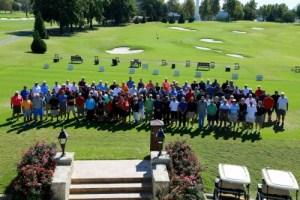 Folds of Honor golf tournament