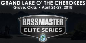 2018 Bassmaster Elite Series Grand Lake