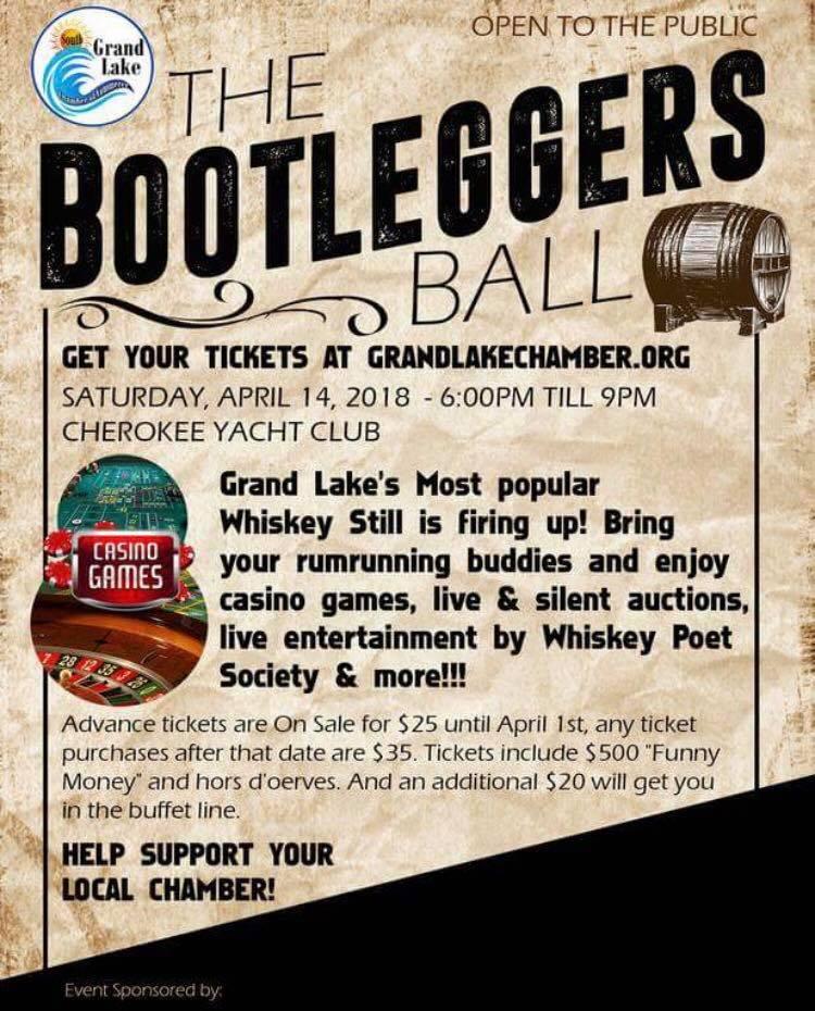 Bootlegger's Ball 2018 Grand Lake OK