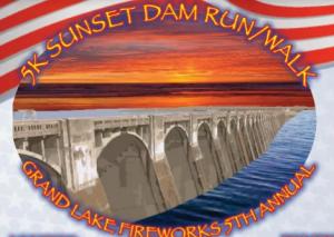 Sunset Dam Run 2018