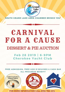 Carnival for a cause Grand Lake