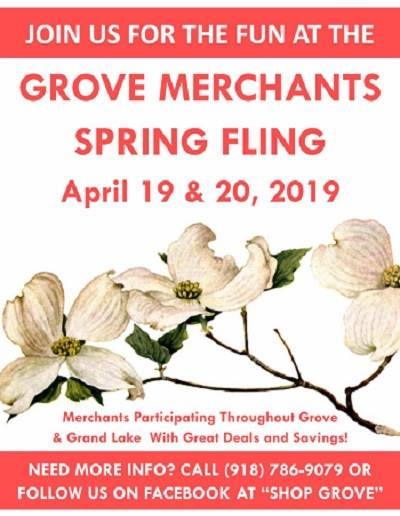 Grove OK Spring Open House 2019