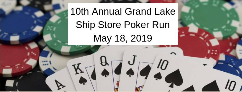 2019 Grand Lake Ship Store Poker Run