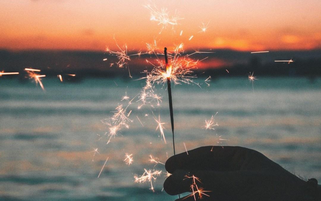 2020 Monkey Island Fireworks