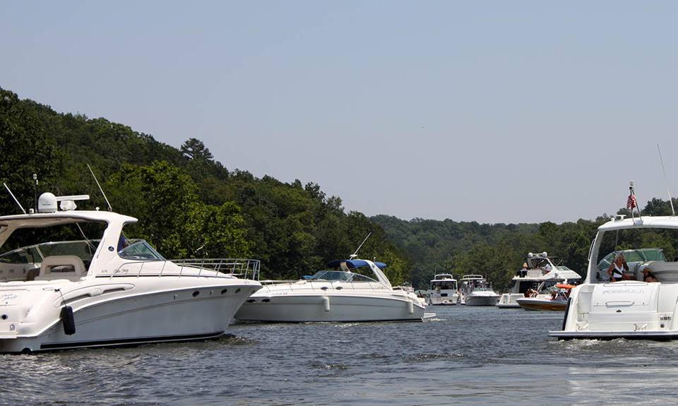 Safe Boating Tips For A High Water July 4th at Grand Lake