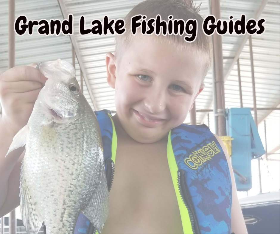 Grand Lake OK Fishing Guides