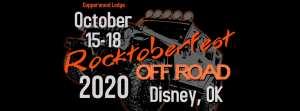2020 Rocktoberfest in Disney OK