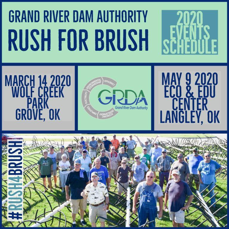 2020 Rush for Brush at Grand Lake