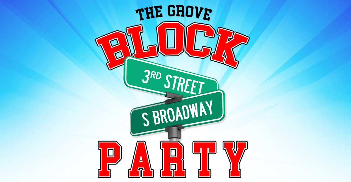 Grove OK Block Party