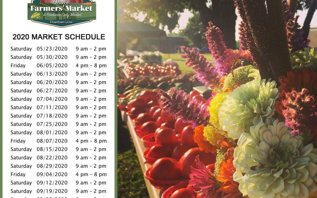 Grove Farmer's Market