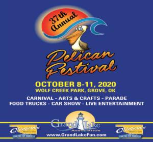 2020 Pelican Fest at Grand Lake