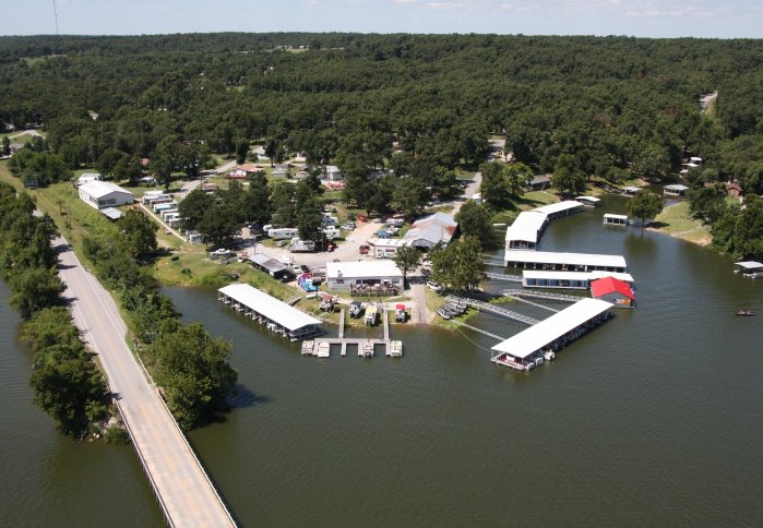 Indian Hills Marina Grand Lake OK