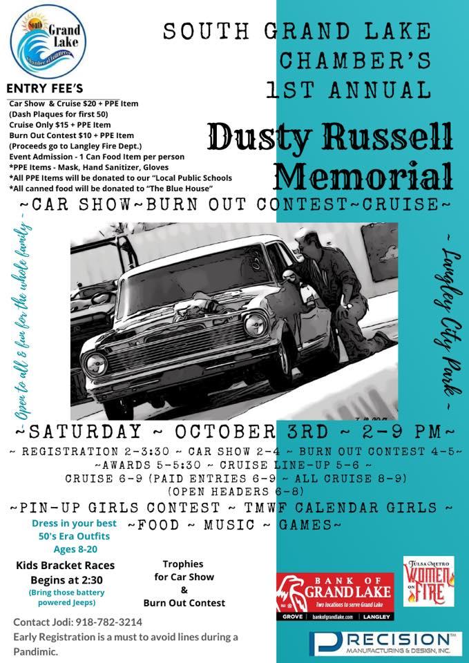 Langley OK Car Show 2020