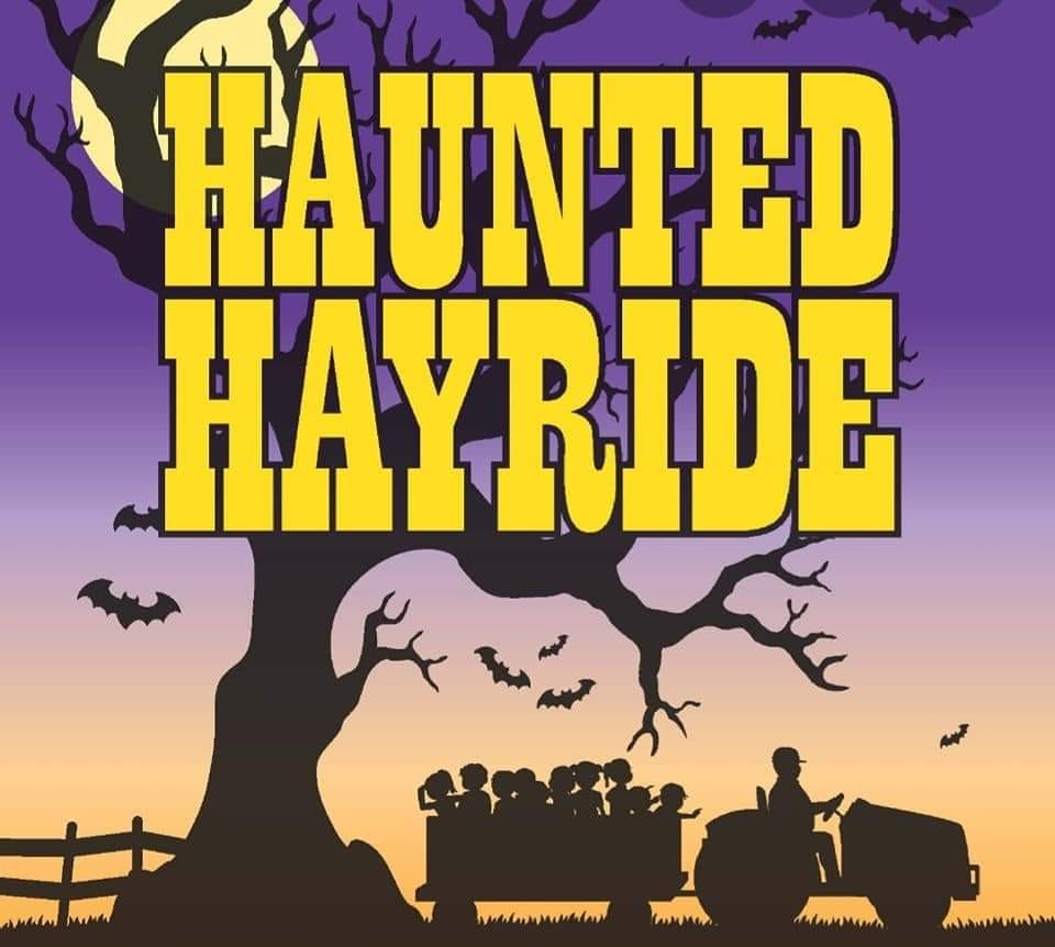 Grand Meridian Haunted Hayride 2020