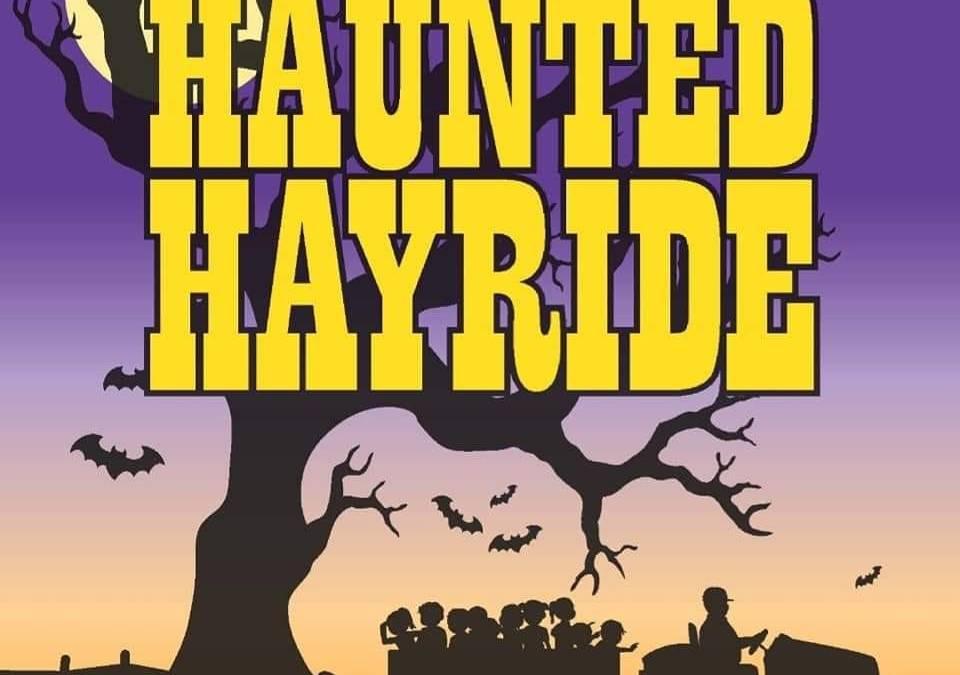 Haunted Hayride at Grand Meridian Resort