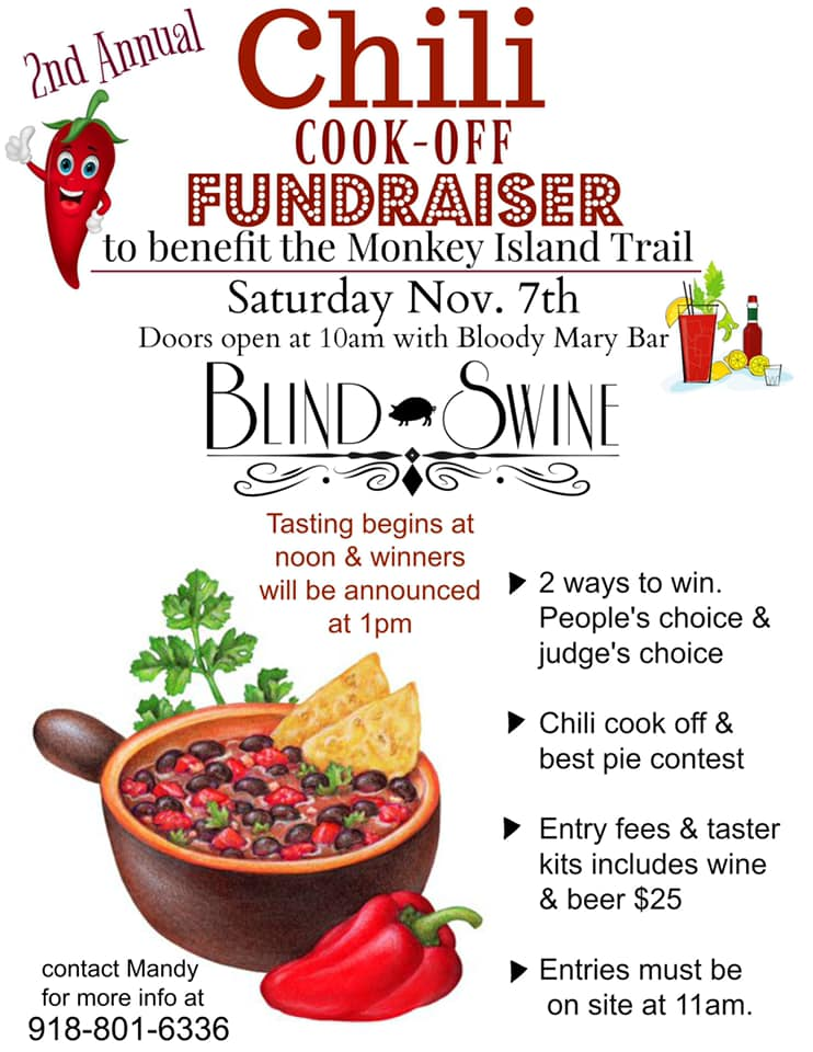 Monkey Island Chili Cookoff