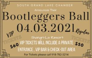 Bootleggers Balls Grand Lake 2021