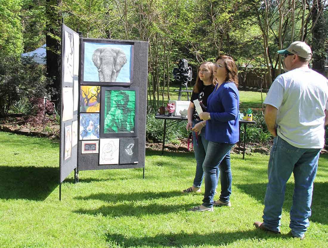 Lendonwood Art in the Garden 2021