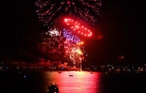 Grand Lake Fireworks
