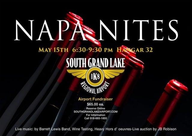 Napa Nights in Ketchum