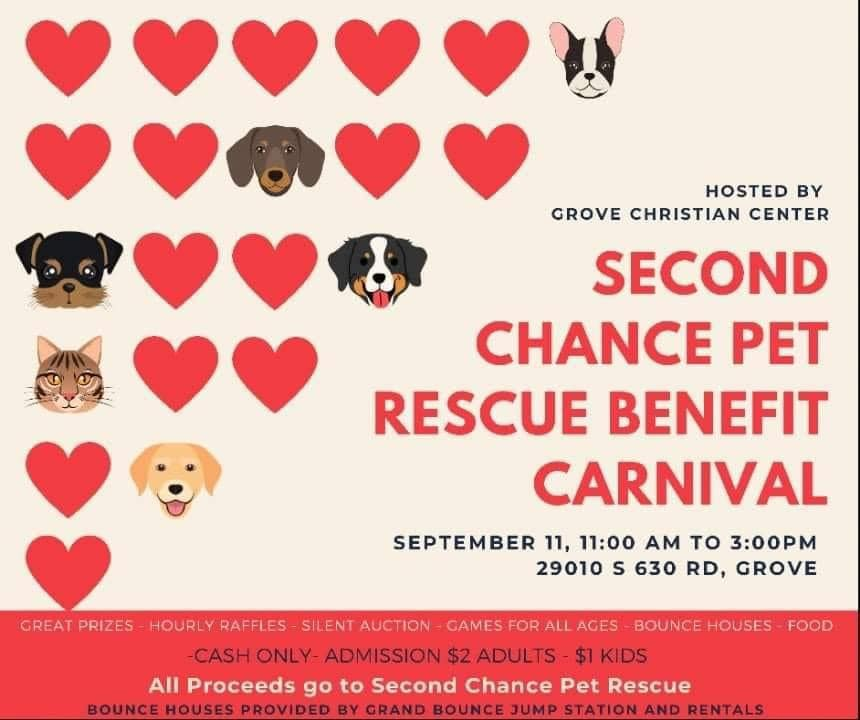 2nd Chance Pet Rescue Carnival