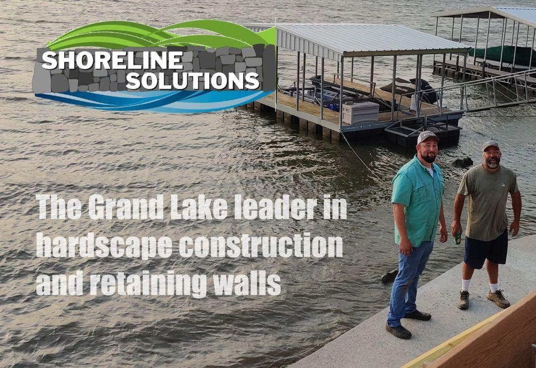 Shoreline Solutions Grand Lake Oklahoma