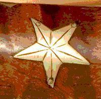 29 the 5 pointed star