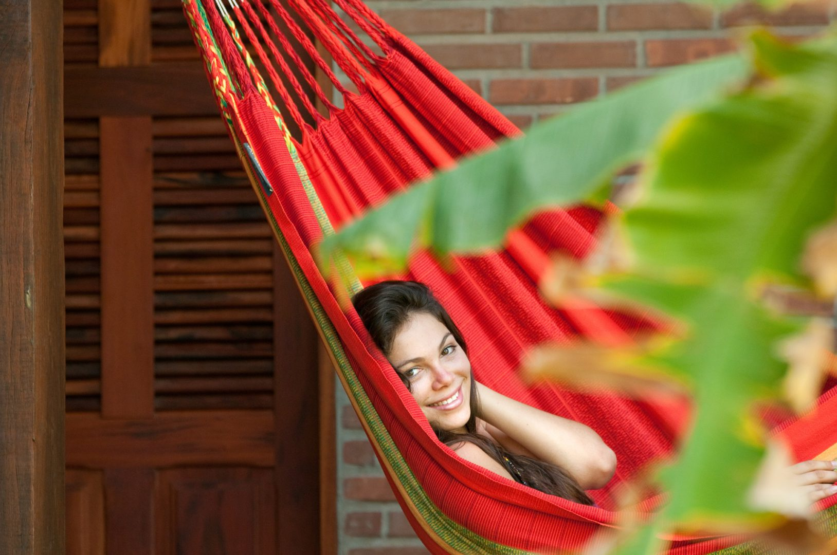 Hammocks Lazing About In The Fresh Air Or In The Living