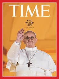 new world pope
