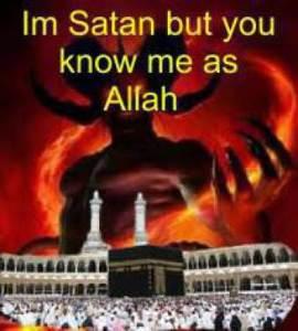 allah-is-satan