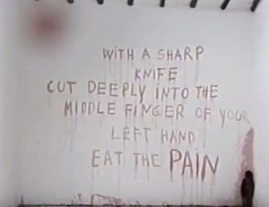 with-knife