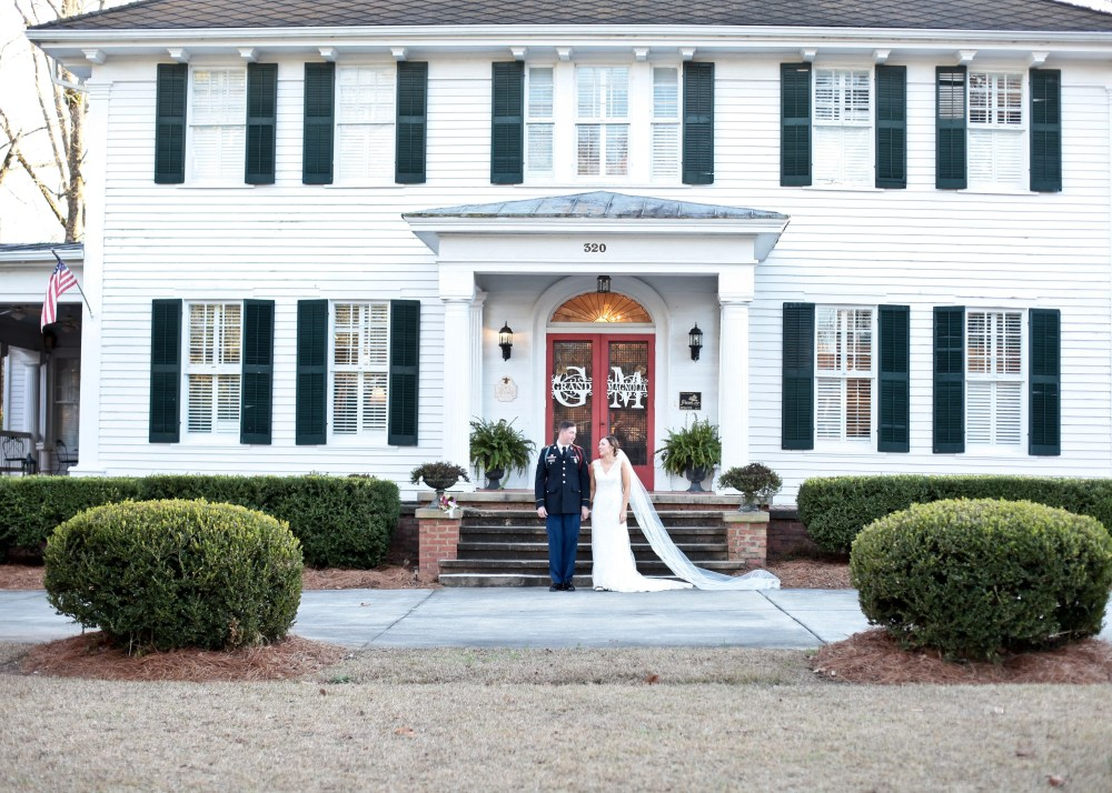 Military Wedding Elopement Package