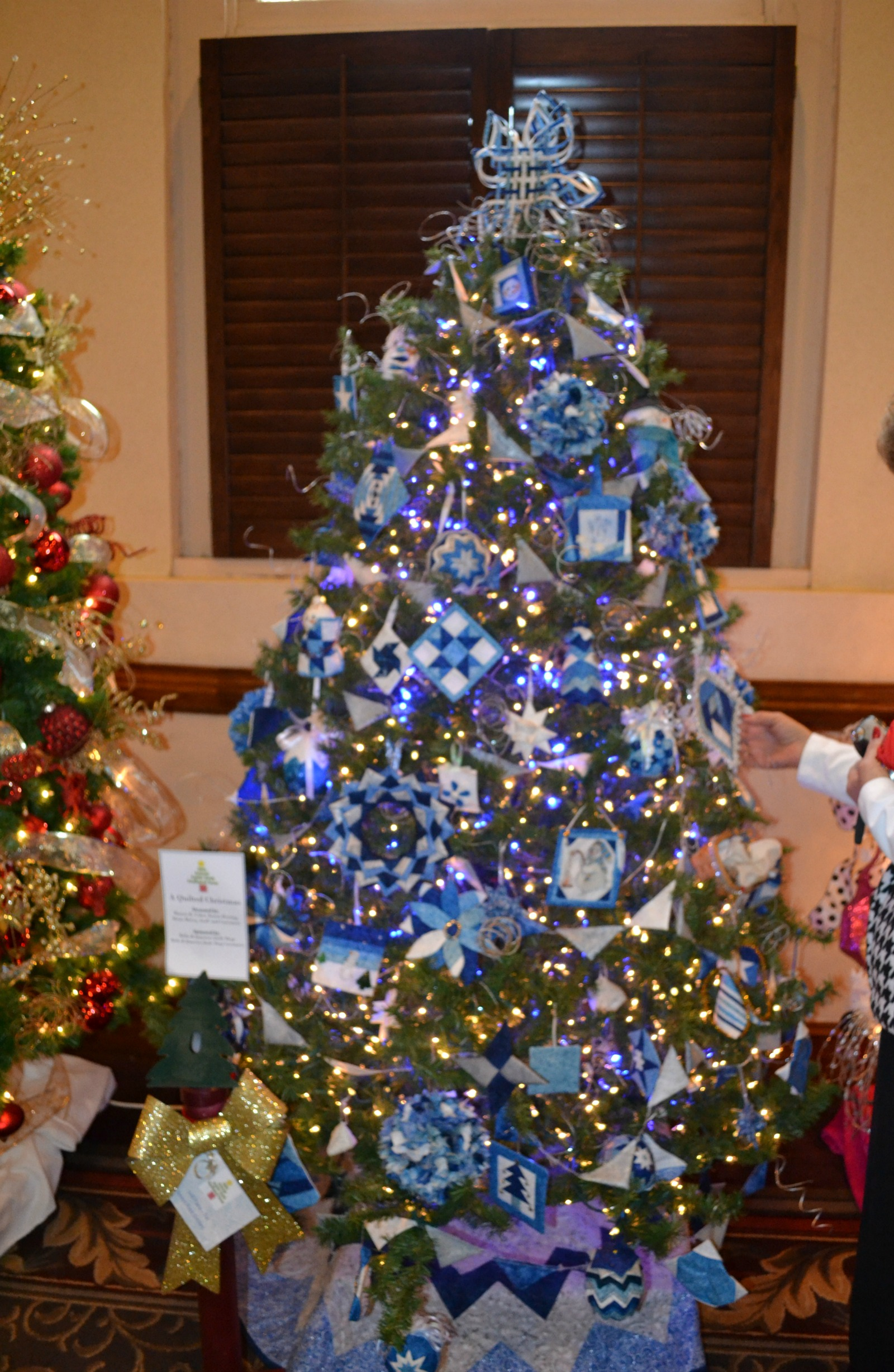 Festival Of Christmas Trees Grandma Honey S House