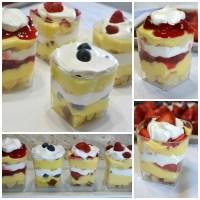 PUNCH BOWL CAKE CUPS - GRANDMA HONEY'S HOUSE
