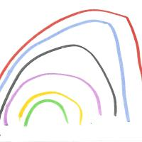 Wabi-sabi Rainbow