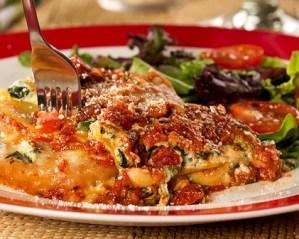 Chicken Parmesan Lasagna Recipe