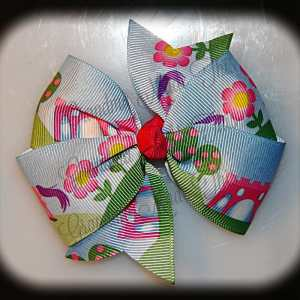 Princess Fairytale Large Quad Pinwheel