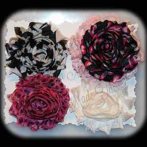 Shabby Chic Interchangeable Flower Set 9