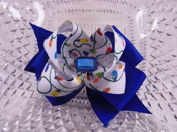 $9.00 group #5 Multi Layer Twisted Hair Bow