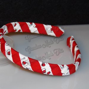 Christmas Woven Headbands